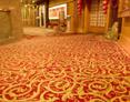海马地毯户案例-福州温泉大酒店
