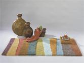 爱比丝家纺浴用地毯赏析