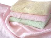 沁竹竹纤维毛巾赏析