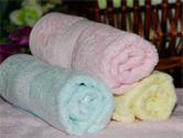 雨丝缎竹纤维毛巾赏析
