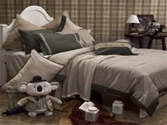 梦洁宝贝儿童床品打造孩子享乐窝