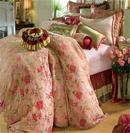 奢华床品打造惊艳冬日卧室