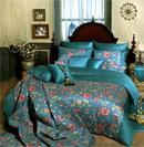 高雅床品打造奢华贵族卧室