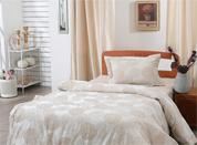 简约床品打造浪漫神韵卧室