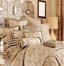 经典奢华床品打造雍容华贵卧室