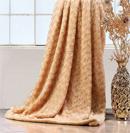 精致绒毯让您感受暖暖春意