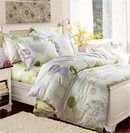 舒适纯棉床品打造绿色环保卧室