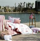 优雅色彩床品唤醒心灵的欢愉