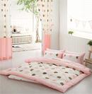 榻榻米床品打造时尚魅力卧室