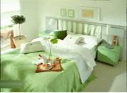 多姿色彩搭就不同风格卧室