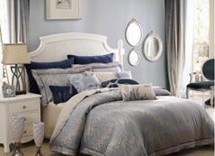 寶縵家紡床品色彩提升冬日正能量