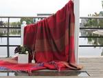 紫罗兰秋冬新西兰毛毯新格调