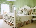 五种色彩打造精美卧室背景墙