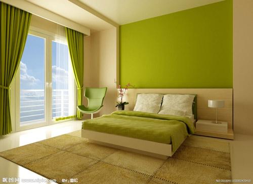 卧室颜色该如何搭配
