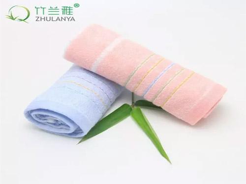 竹纤维毛巾新品