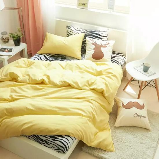 教你几种简单的家纺颜色搭配技巧