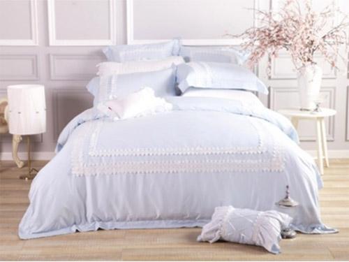 三月焕新 马卡龙时尚床品让家温馨如春