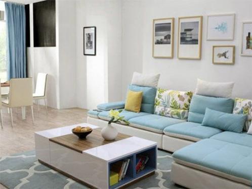 让家居焕然一新 客厅背景墙也能这样酷