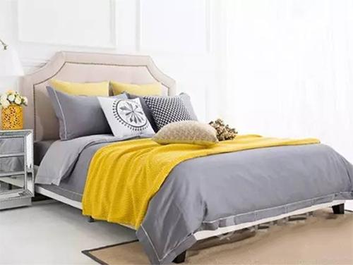 软装搭配设计之床品和地毯的选择