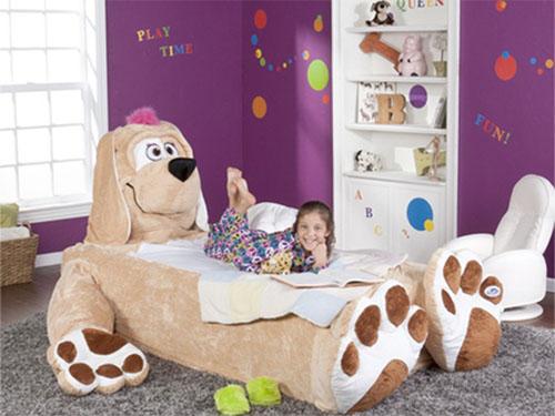 """""""动物儿童床套""""生活带来更多的乐趣"""