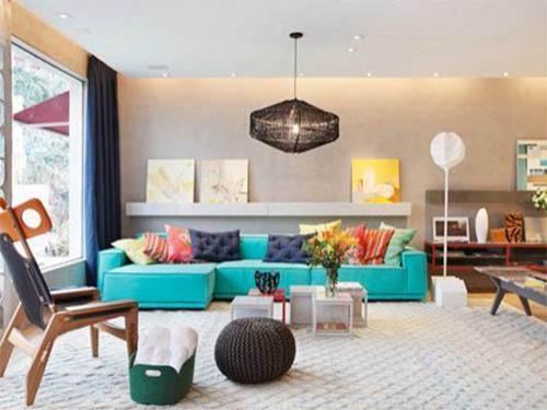 家居装修室内色彩搭配指南