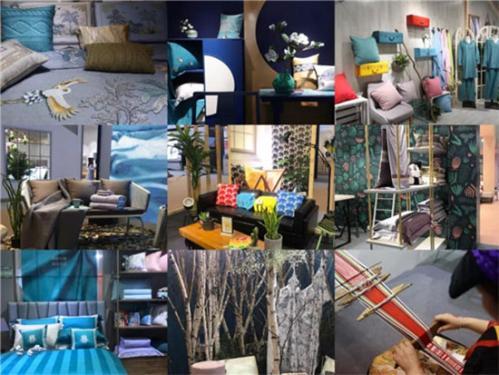 2018春季家纺展如何用逛一场展览的时间,装饰一个家?