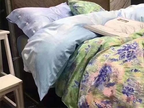 叠石桥创意花束设计薰衣草床品受青睐