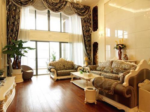 家庭装饰中 窗帘如何巧搭配!