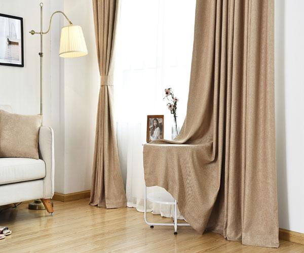 窗帘也能为居室带来清凉