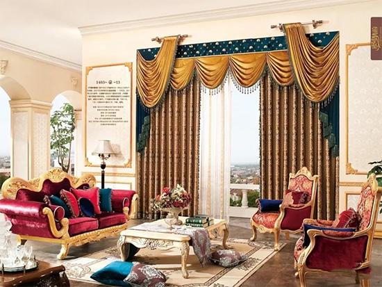品尊布艺:窗帘要选适合的