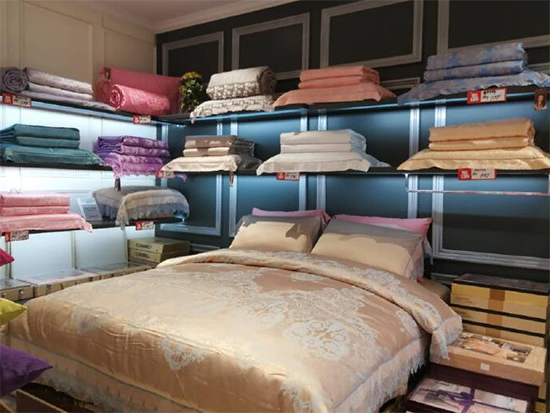 家紡品牌行業的開店流程,準備創業的親要記得收藏哦!