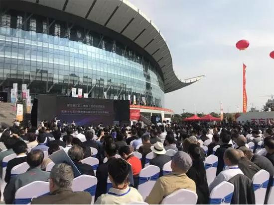 第五届江苏(盛泽)纺织品博览会盛大启幕!