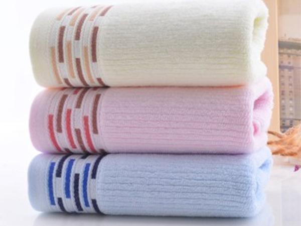 三利毛巾产品展示
