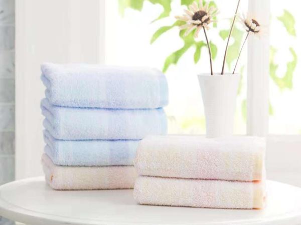 洁丽雅毛巾产品展示