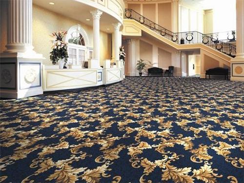 十大品牌华腾地毯