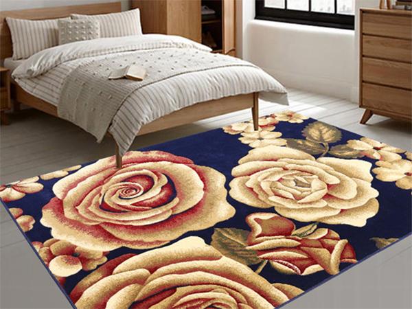 红叶地毯产品展示