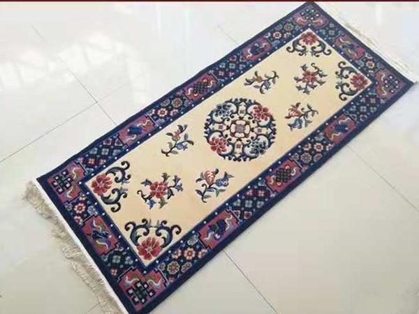藏羊地毯產品展示