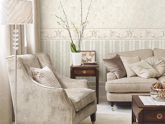 美林格:如何选择家装壁纸