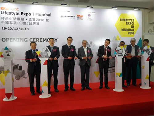 2018年中国家居(印度)品牌展在孟买开幕
