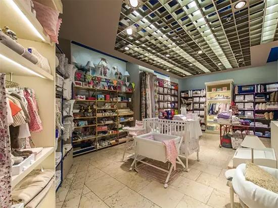 家纺品牌店空间布局与陈列技巧