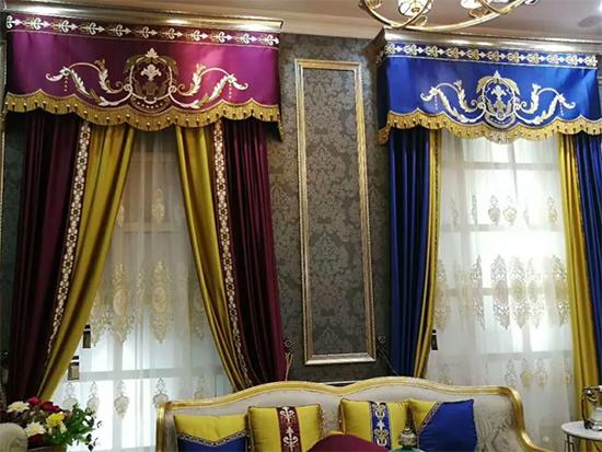 摩爾登窗簾品牌