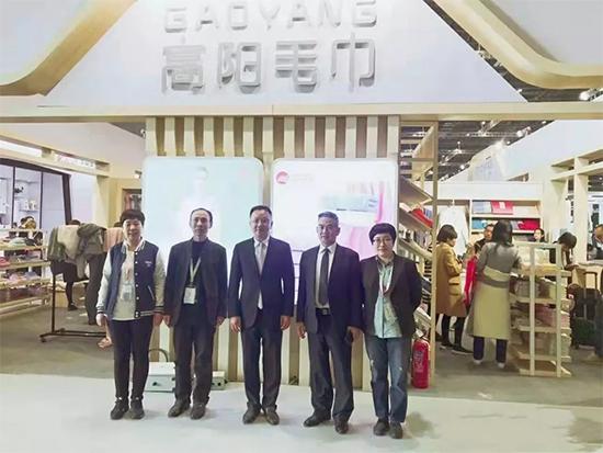 高阳纺织产品,闪耀中国国际家纺博览会