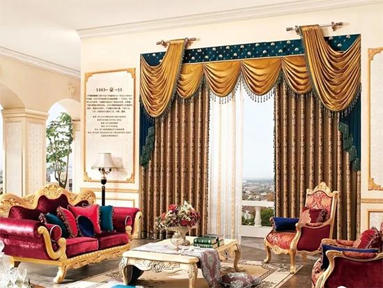 品尊布艺:窗帘要选适合的!