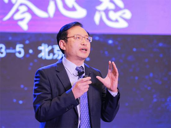 慕思總裁姚吉慶出席中外管理懇談會
