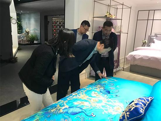 丹阳市总工会开启走访调研堂皇集团