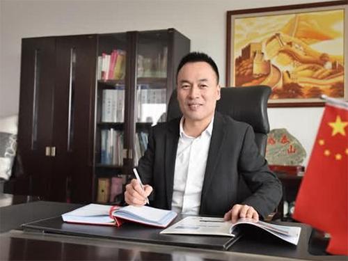 科技健康家紡產品的領先者—紫羅蘭家紡董事長陳永兵