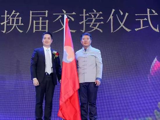 上海温州青联换届!李裕陆当选主席
