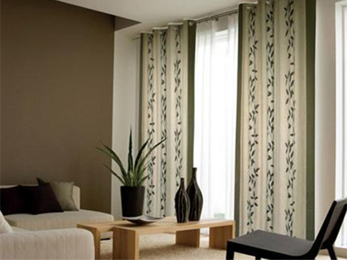 歐夢經典窗簾和沙發的搭配技巧