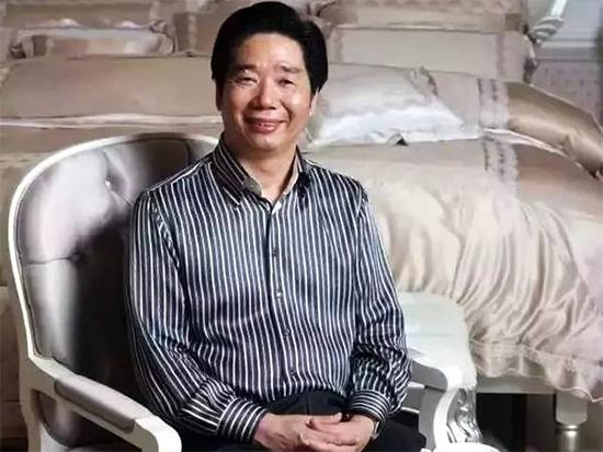 家纺届经典人物:富安娜董事长林国芳