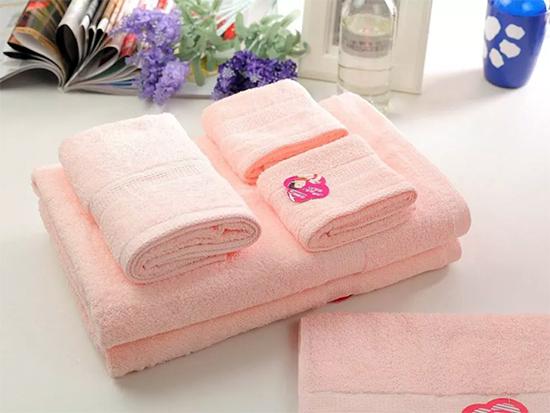 潔麗雅:小毛巾也能成大品牌